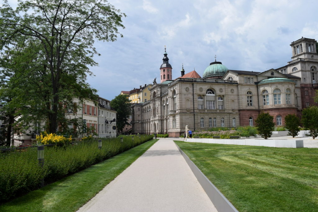Baden Baden And Karlsruhe Germany Dream And Travel The World